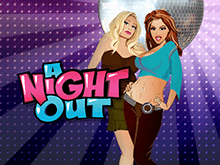 A Night Out играть в казино Вулкан