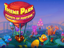Слот Theme Park – Tickets Of Fortune